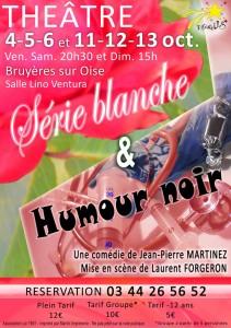Série Blanche et Humour Noir théâtre télécharger gratuit