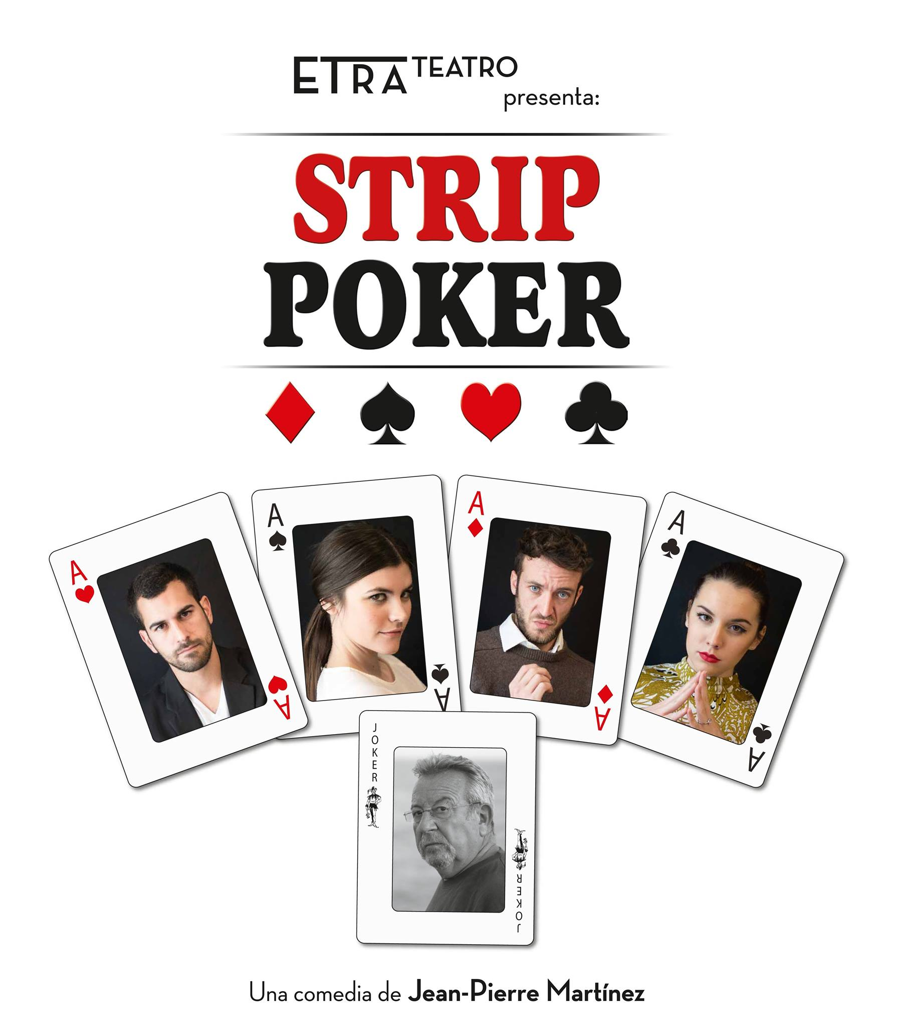 Freeflush strip poker